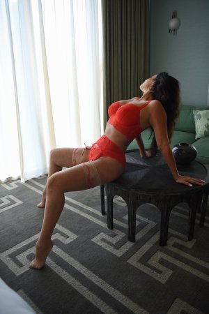 Annella incall escort in North Valley